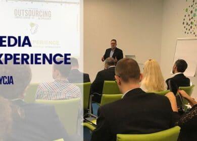 Media Experience -pierwsze takie spotkanie!