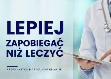 Profilaktyka marketingu relacji